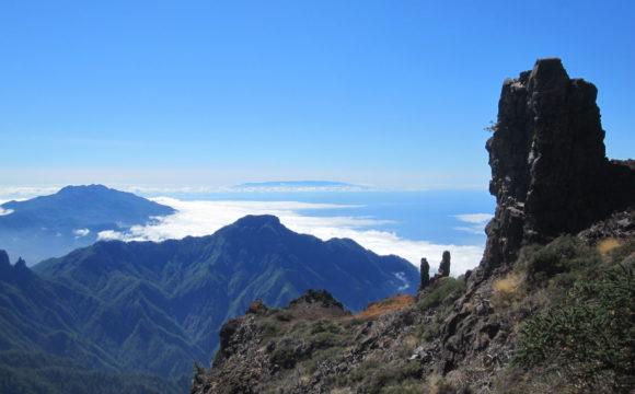 Isole Canarie : Trekking a La Palma (Isla Bonita) 2019