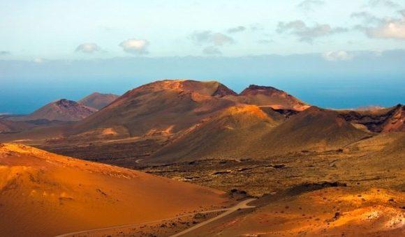 """Programma Lanzarote: Camminando nella affascinante """"Terra del fuoco""""18-25/Gennaio/2020"""