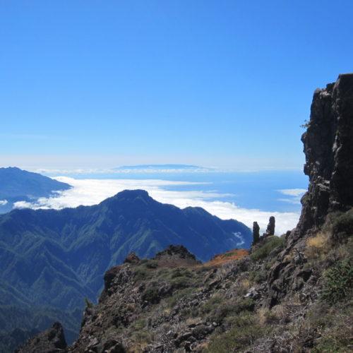 Isole Canarie : Trekking a La Palma (Isla Bonita)