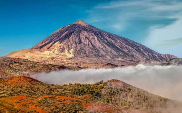 La Splendida  Isola di Tenerife con il Parco Nazionale  e il Vulcano Teide