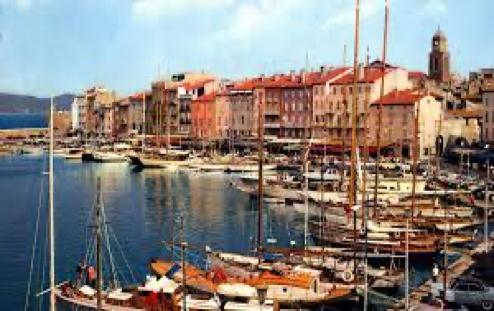 Il Golfo di Saint Tropez